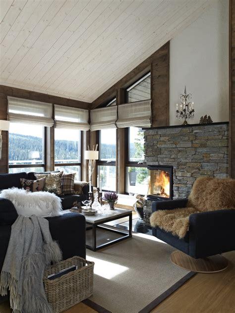 Cottage Livingrooms by Hytte Archives Vakre Hjem Amp Interi 248 Rvakre Hjem Amp Interi 248 R