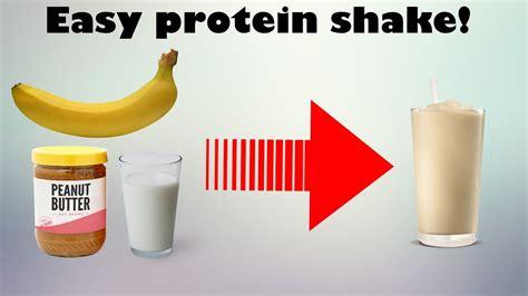 protein shake  protein powder simple