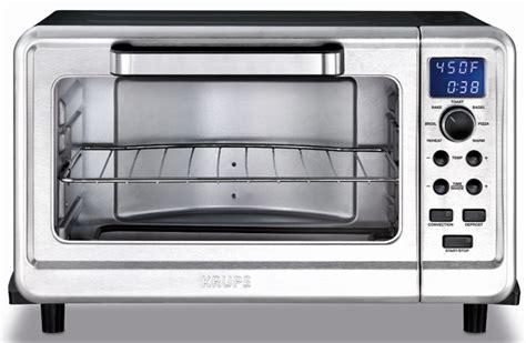 Krups Toaster Oven Reviews Amazon Com Krups Ok505851 6 Slice Convection Countertop
