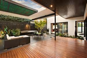 alfresco ideas indoor outdoor house design with alfresco terrace living area modern house designs