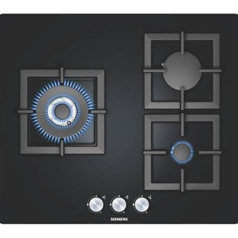 Plaque De Cuisson Au Gaz by Table De Cuisson 3 Feux Gaz Siemens Ep616cb21e