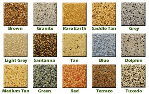 popular colors finishes popular garage floor coating colors with garage floor