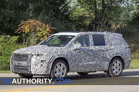 2020 Cadillac Xt6 Mpg by Cadillac Xt6 Info Pictures Specs Mpg Wiki Gm Authority