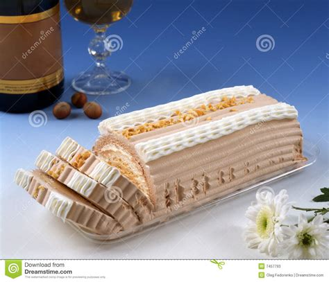 Nachtisch Kuchen Stockfotos Bild 7457793
