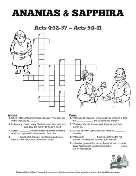 Acts 5 Coloring Pages by Entranching Ananias And Sapphira Coloring Anan 19567