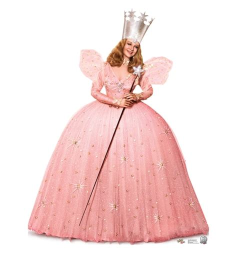 Life-size Glinda the Good Witch - Wizard of Oz Cardboard ... Elvis Clipart Graphics Free