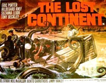 The Lost Continent the lost continent 1968