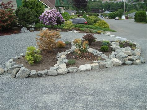 giardino con ghiaia ghiaia per giardino 25 idee per realizzare spazi esterni