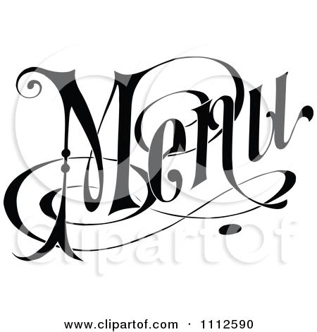 Wedding Lunch Clipart by Free Menu Cliparts Clipart Collection Png File Has A