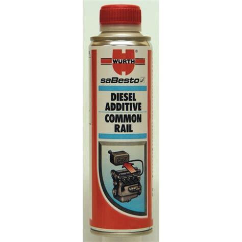 Wurth Diesel Common Rail Purge performance motorcare products ltd wurth common rail diesel engine fuel additive 0893 567 300ml