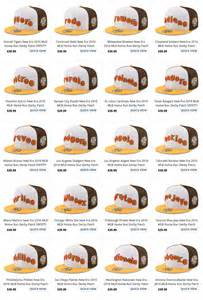 padres colors the mlb all definitive hat guide every style