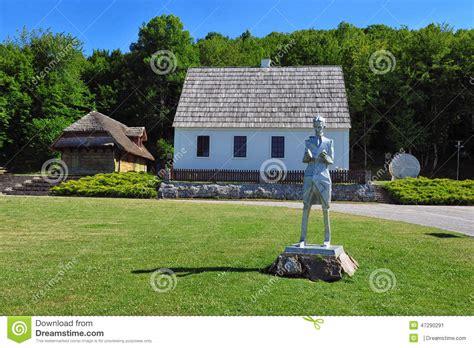 Tesla Birthplace Birthplace Of Nikola Tesla Stock Photo Image 47290291