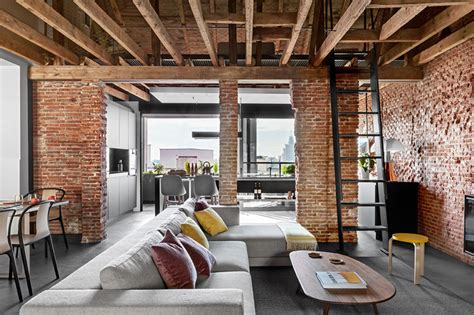 Office Space O by Former Office Space Converted In A Warm Home