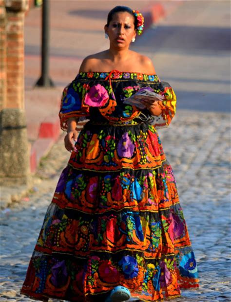 Traditional by Traditional Mexican Costume Typical Pieces Of Clothing In