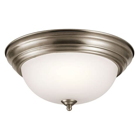Light Fixture Kichler 8112ap Antique Pewter Ceiling Light Fixture Kic