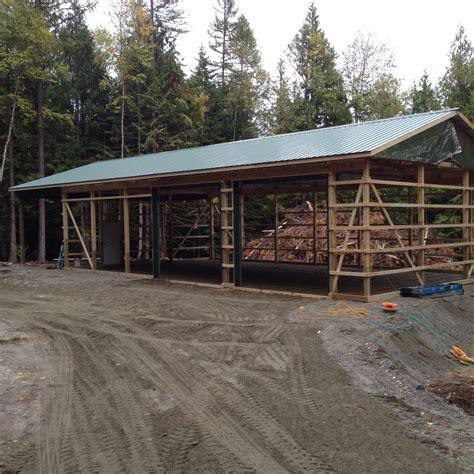 Pole Barns Idaho by Pole Barn Builders For Sandpoint Area Rating Dental