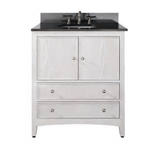 30 quot westwood bathroom vanity white wash bathroom
