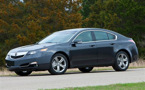 Acura Tl Cost 2012 Acura Tl Prices Rise 300 Start At 36 465