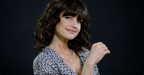 The Brink carla gugino to the brink and back