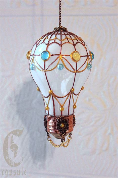 diy stained glass light bulb decorative ornament white stained glass light bulb