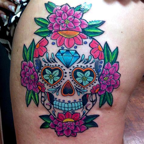 dia de muertos tattoo 100 s of dia de los muertos design ideas pictures