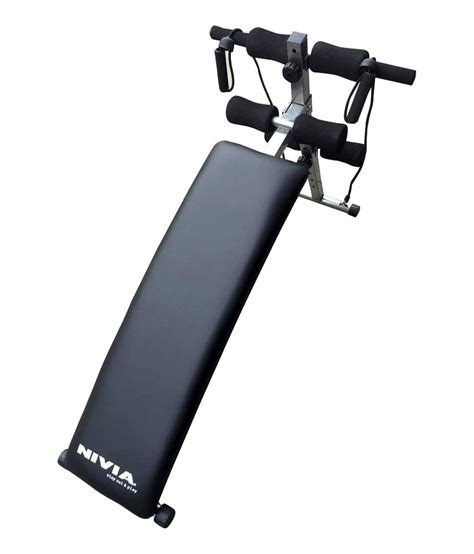 cheap sit up bench nivia sit up bench buy online at best price on snapdeal