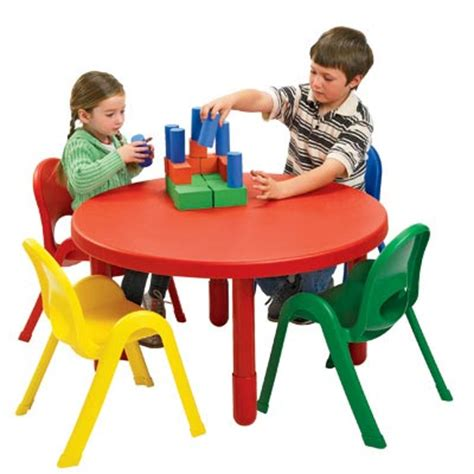 preschool table and chair height angeles myvalue preschool table and chairs set 36 quot