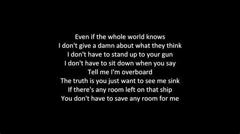 row your boat lyric yelawolf row your boat lyrics youtube
