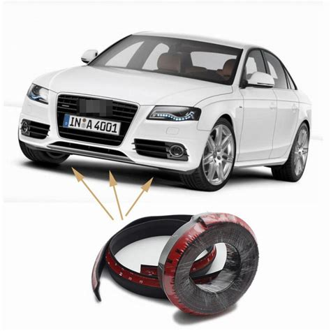 Audi A6 Modification Parts car modification parts bumper front lip deflector
