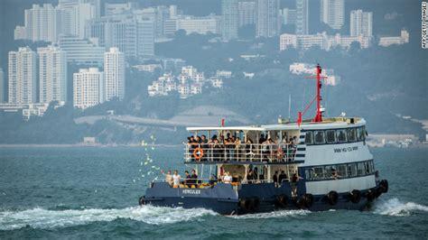 boat crash hong kong photos deadly hong kong ferry crash