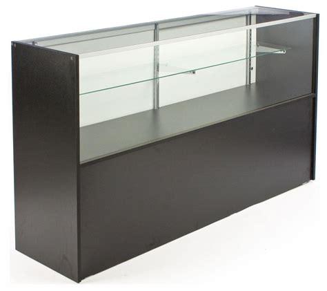 Black Melamine Shelf Board by Black Retail Showcases Melamine Laminate