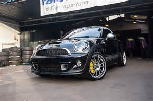 Mini Cooper 19 Inch Wheels Ultraleggera 18 Quot On Mini Cooper S Coup 232 Ozracing Racing