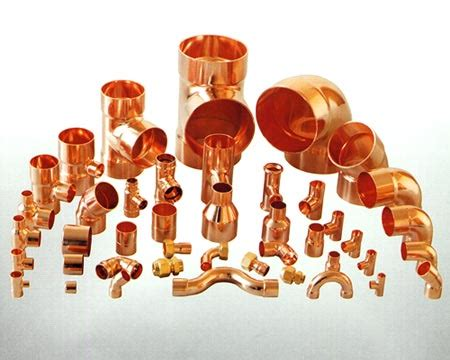 Copper Plumbing Fittings Catalogue by Copper Fittings