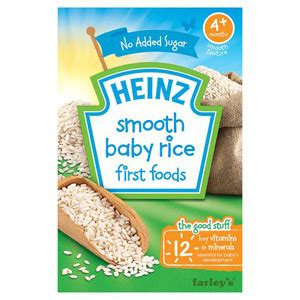 Heinz Breakfast By Yumi Baby Shop heinz 7 month summer fruits cereal packet