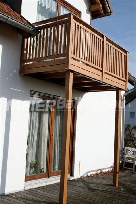 kerzenständer aus holz balkon aus holz kosten holz pirner balkone balkongel nder