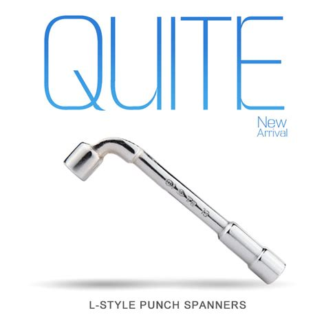 L Socket by L Type Wheel Wrench L Socket Wrench Spanner For Punch