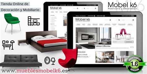 muebles tienda online la nueva web de la tienda online muebles mobel k6