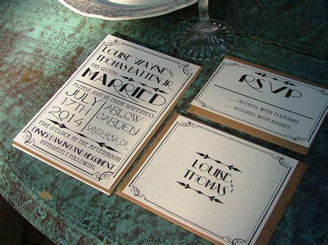 deco themed wedding invitations awesome deco wedding ideas ideas styles ideas 2018