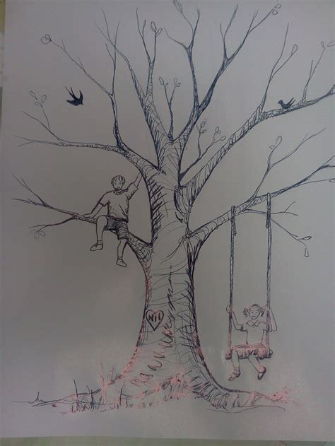 poet tree a poem about friendship and saying goodbye