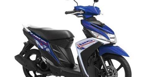 Lu Hid Motor Mio M3 spesifikasi dan harga motor new yamaha mio m3 125 blue