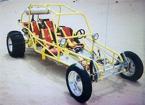 4 Seater Rail Buggy Frame Kits by Sandrail 101