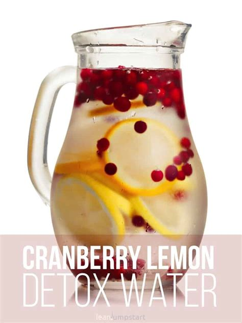 Detox Side Effects Of Lemon Water by Detox Water Top 24 Clean Recipes To Boost Your Metabolism