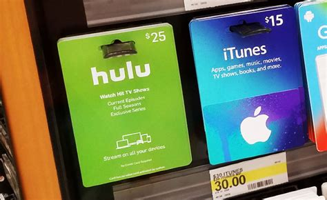 Hulu Gift Card Target - when to buy a gift card instead of a gadget for the holidays giftcards com