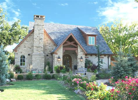 Classic Cottage Plans by Cottage Traditional Exterior Oklahoma City