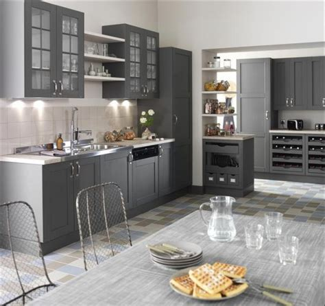 Kitchen Islands Stainless Steel 50 Shades Of Grey The New Neutral Foundation For Interiors