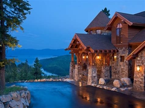 small mountain homes small mountain house mountain lake house log mountain