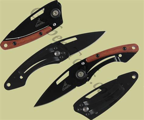 gerber trendy knife gerber trendy pearwood pocket knife plain edge blade money