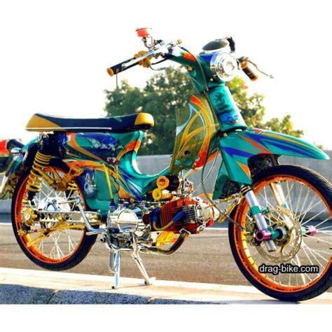 Mesin Honda modifikasi motor terbaru design bild