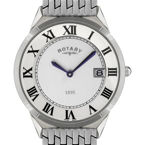 rotary mens ultra slim gb08000 21 rotary watches