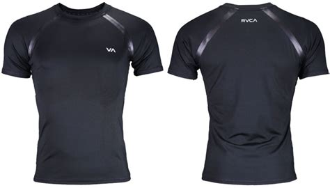 rvca va sport compression clothing